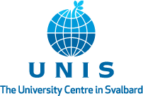 Logo for Universitetet på Svalbard